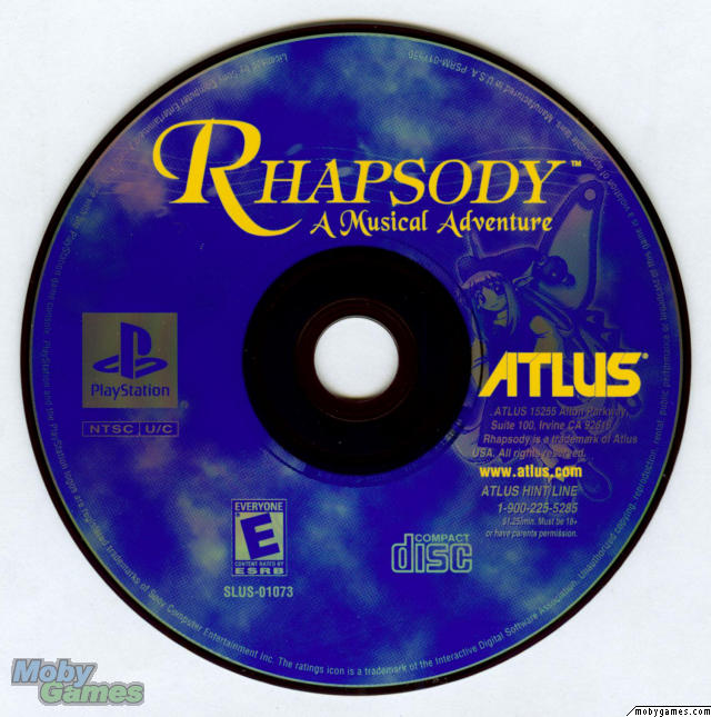 Rhapsody psx download